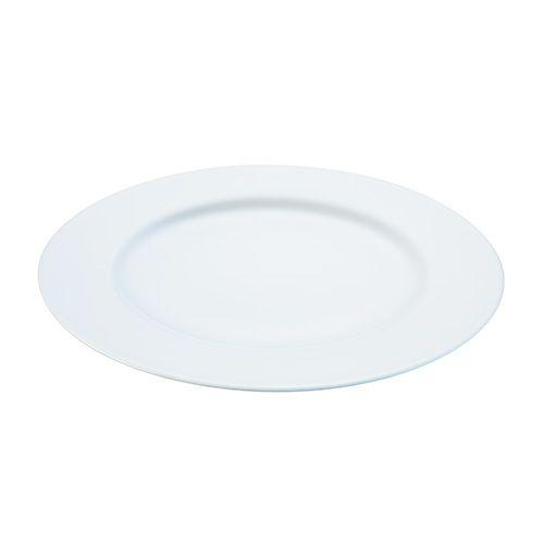 LSA Dine Dinner Plate Rimmed 27cm Set Of 4