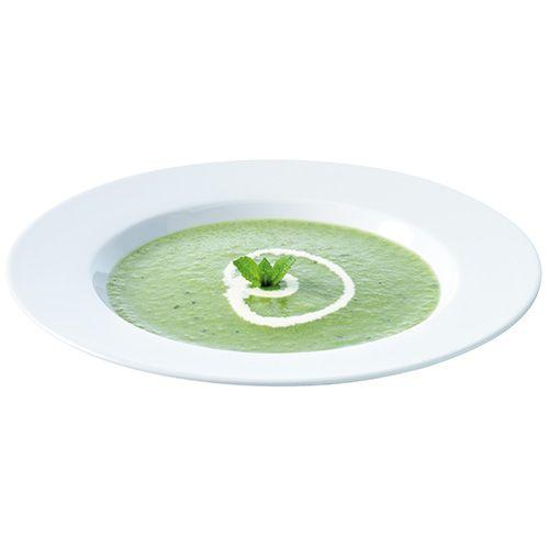 LSA Dine Soup/Pasta Plate Rimmed 25cm Set Of 4