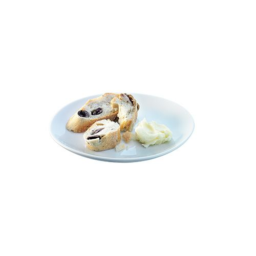LSA Dine Bread/Cake Plate Coupe 16cm Set Of 4