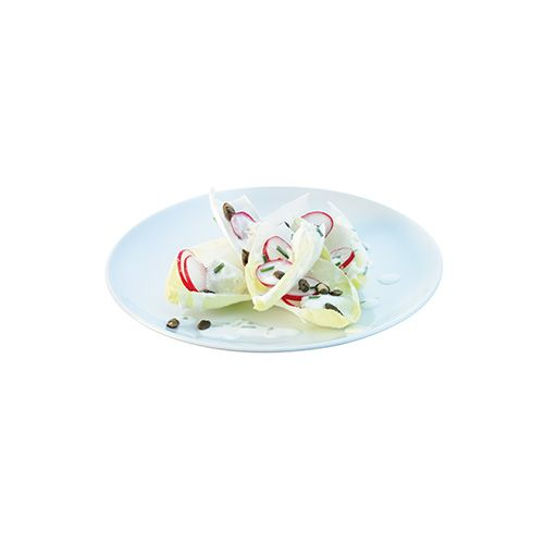 LSA Dine Starter/Dessert Plate Coupe 20cm Set Of 4