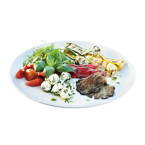 LSA Dine Charger/Serving Plate Coupe 31cm Set Of 2