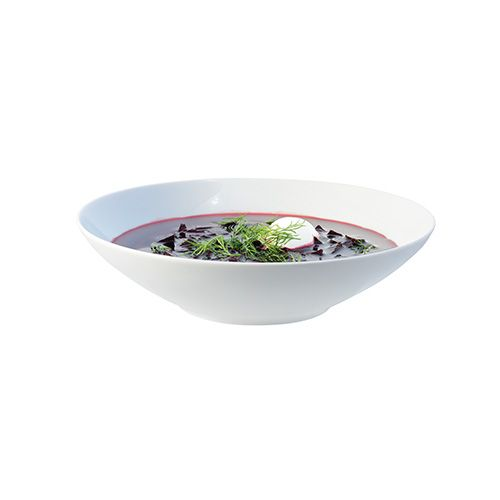 LSA Dine Soup/Pasta Bowl Coupe 24cm Set Of 4