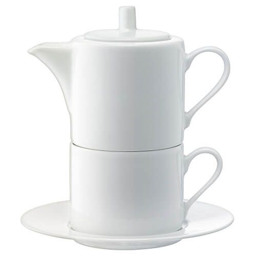 LSA Dine Tea for One & Saucer