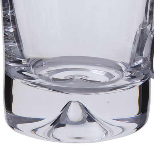 Dartington Dimple Lead Crystal Tankard