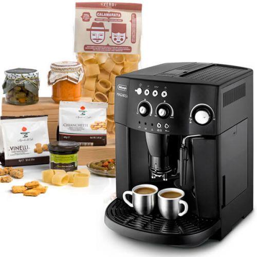 f00c9bd0f58 Delonghi Magnifica Bean To Cup Coffee Machine with FREE Italian Hamper