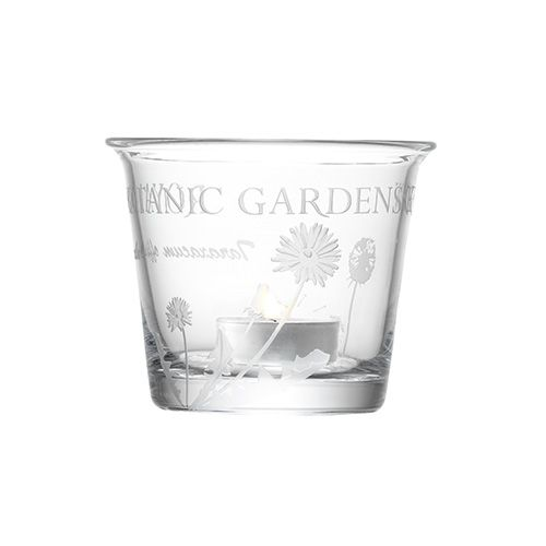 LSA Royal Botanical Gardens Kew 8.5cm Tea Light Holder - Dandelion