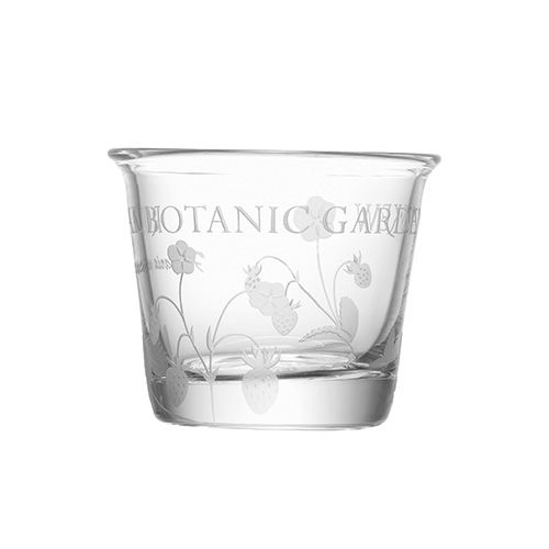 LSA Royal Botanical Gardens Kew 8.5cm Tea Light Holder - Wild Strawberry