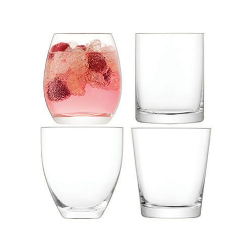 LSA LULU Tumbler Glass Set Of Four