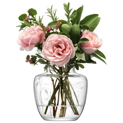 LSA Royal Botanical Gardens 15cm Table Rose Vase