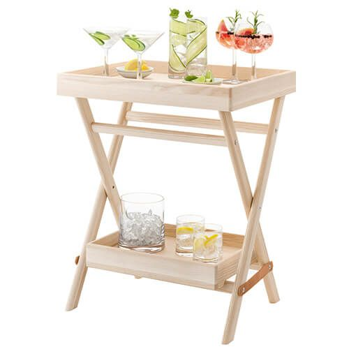 LSA Gin Grand Serving Set Including Tray