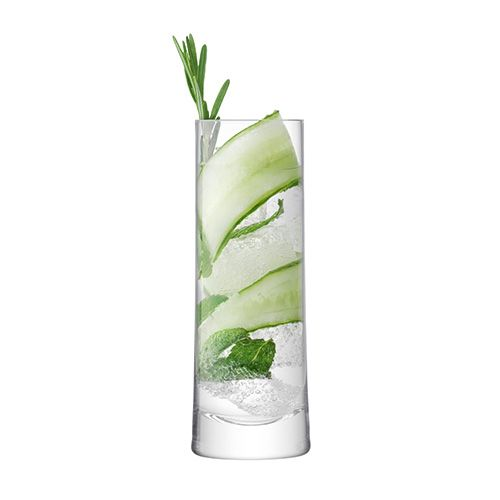 LSA Gin Highball 380ml Clear Set Of 2