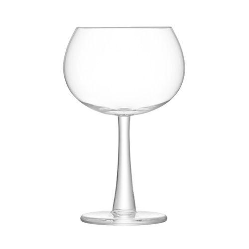 LSA Gin Balloon Glass 420ml Clear Set Of 2