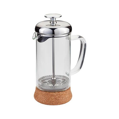 Judge Pot Holders: Judge 3 Cup Classic Glass Cafetiere 350ml