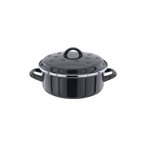 Judge Pot Holders: Judge Induction Granite 20cm Round Roaster