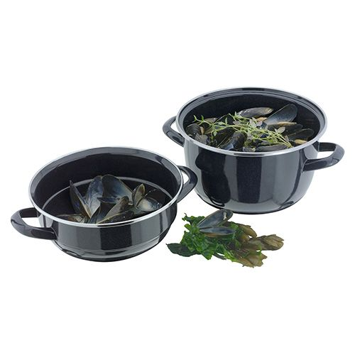 Judge Pot Holders: Judge Induction Granite 18cm Mussel Pot