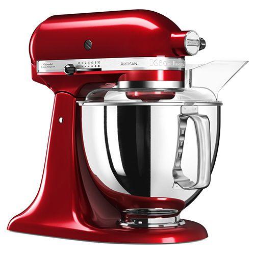 KitchenAid Artisan Candy Apple Food Mixer KSM175PSCA | Harts of Stur
