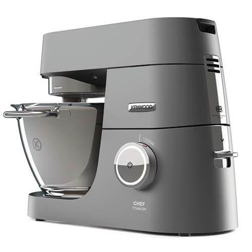 Kenwood Km010 Kuchenmaschine Titanium Chef Sabines Kitchen