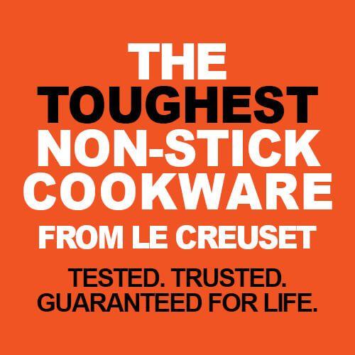 Le Creuset Toughened Non-Stick 30cm Shallow Frying Pan
