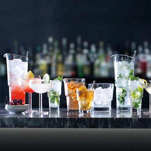 LSA Mixologist Clear Cocktail Mixer Jug 810ml