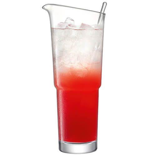 LSA Mixologist Clear Cocktail Jug & Stirrer 1.6L