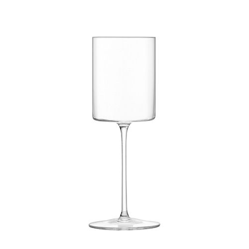 LSA Otis White Wine Glass 240ml Set Of 4