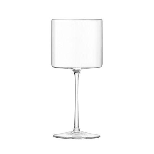 LSA Otis Red Wine Glass 310ml Set Of 4