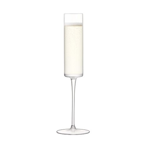 LSA Otis Champagne Flute 150ml Set Of 4