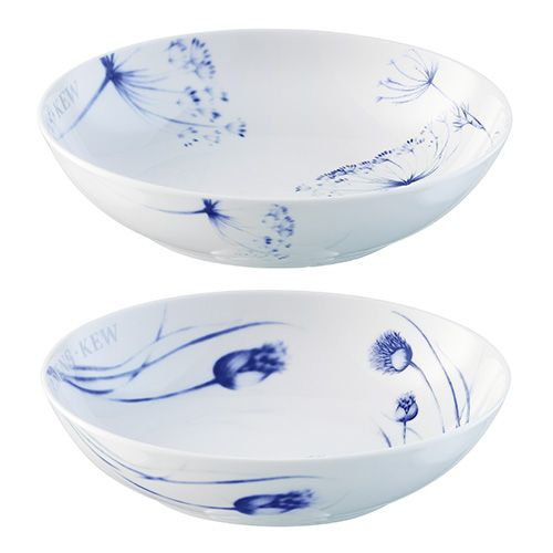 LSA Royal Botanical Gardens Kew 20.5cm Soup/Pasta Plate Set Of 4