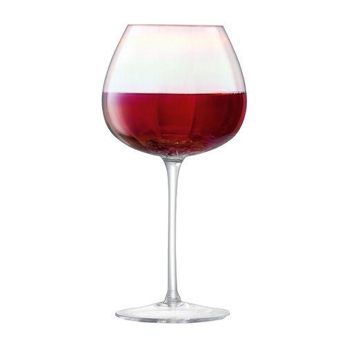 LSA Pearl Red Wine Glass 460ml Set Of 4
