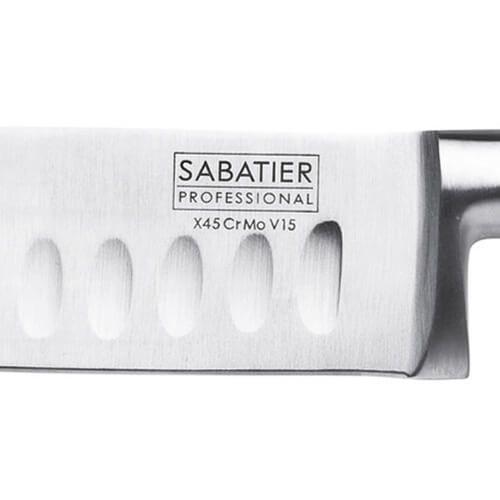 Sabatier Professional 17cm Santoku Knife