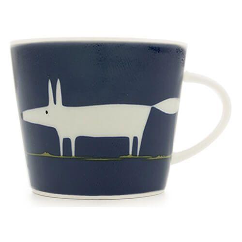 Scion Living Mr Fox Indigo 350ml Mug