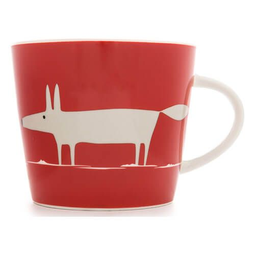 Scion Living Mr Fox Spiced Amber 350ml Mug