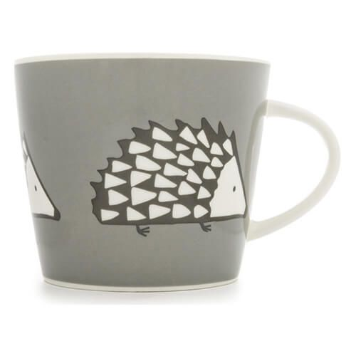 Scion Living Spike Grey 350ml Mug