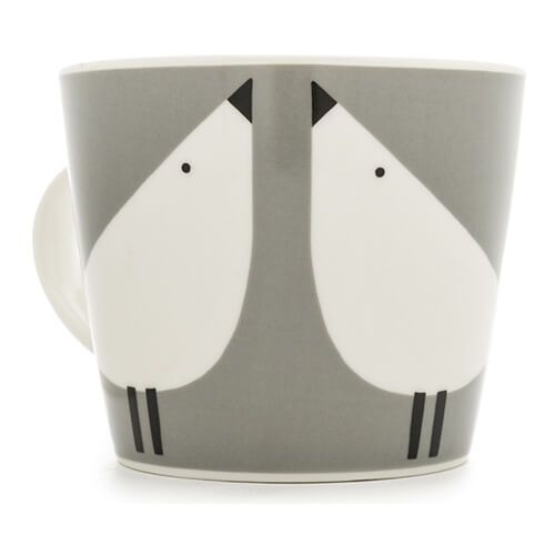 Scion Living Lintu Slate & Ceramic 350ml Mug