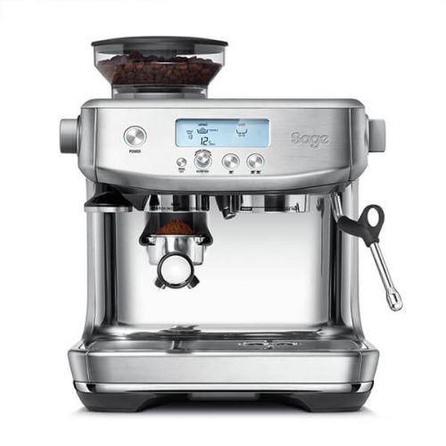 Sage The Barista Pro Coffee Machine Ses878bss