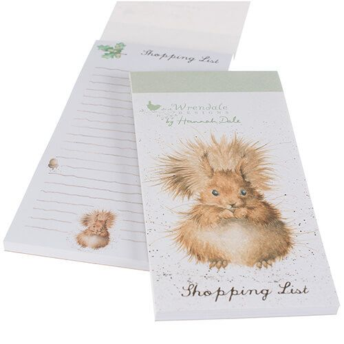 Wrendale Squirrel Shopping Pad