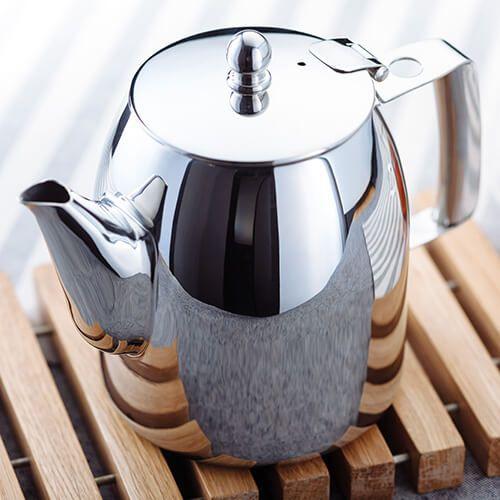 Stellar 31floz / 0.9L Continental Teapot