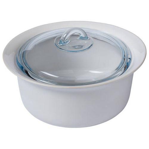 Pyrex Supreme 2.5 Litre Round Casserole