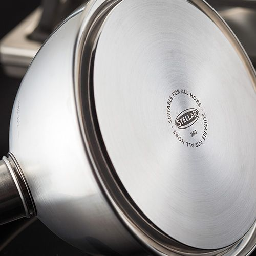 Stellar Leuven Kettle with Whistle