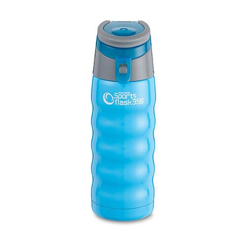 Pioneer Insulated Sports Flask 350ml Blue