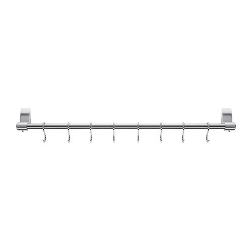 Stellar 60cm Hanging Rack with 8 Hooks