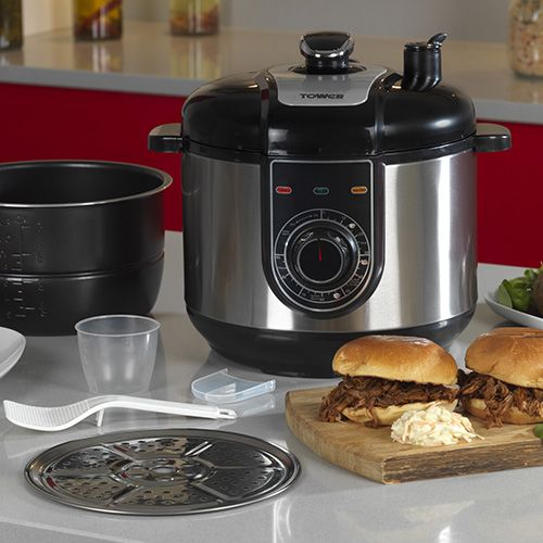Tower 5 Litre Electric Pressure Cooker