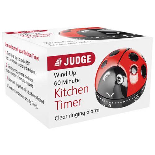 Judge Ladybird Kitchen Timer
