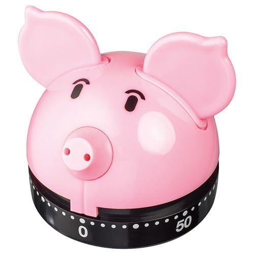 Judge Piggy Kitchen Timer