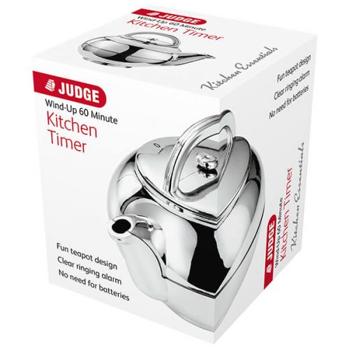 Judge Teapot Kitchen Timer