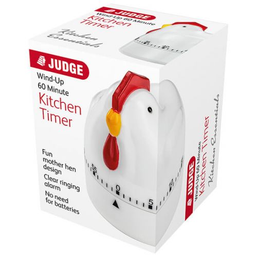 Judge Mother Hen Kitchen Timer
