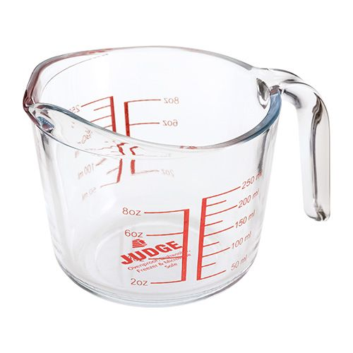 Judge Glass 250ml Measuring Jug