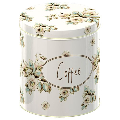 Katie Alice Cottage Flower Set Of 3 Storage Tins