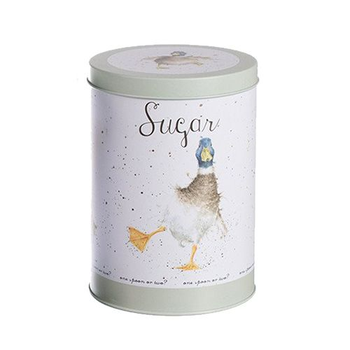 Wrendale Designs Tea, Coffee & Sugar Canisters