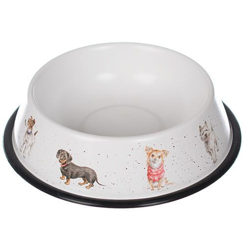 Wrendale Dog Bowl